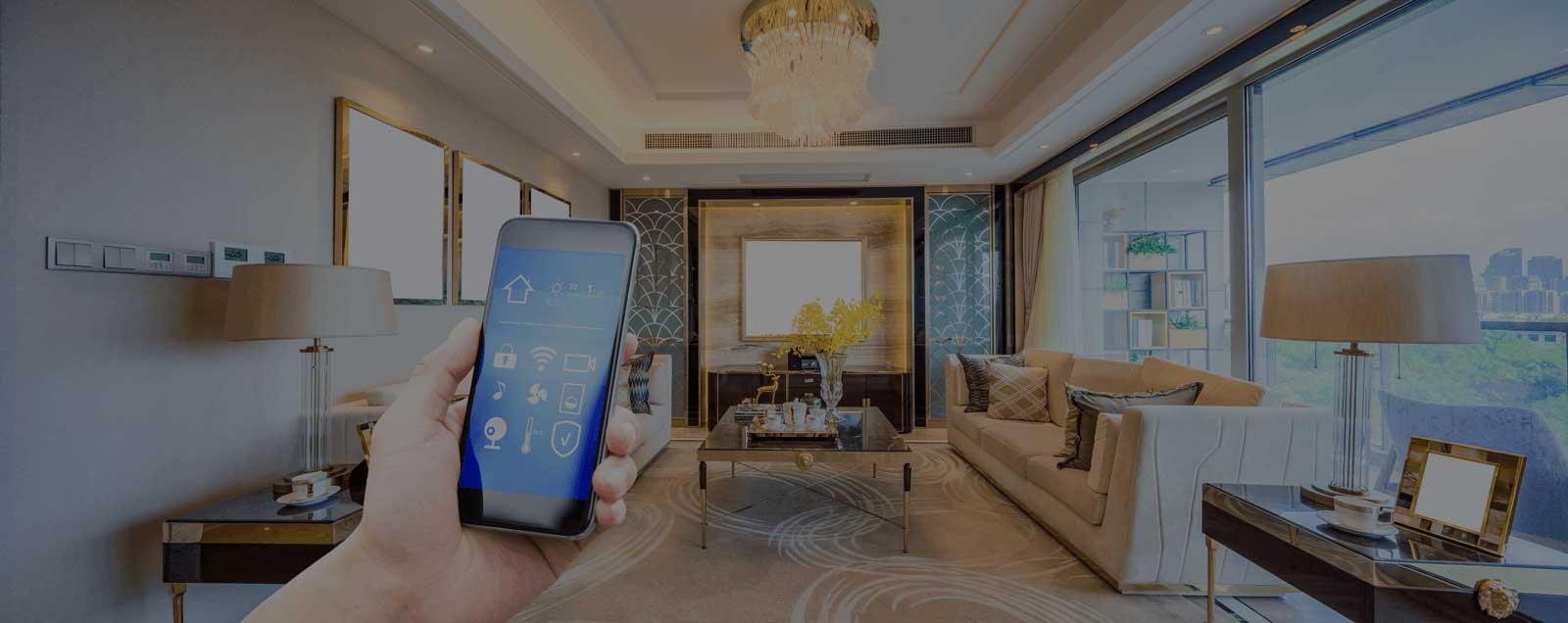 Smart Room Control for Hotels in Dubai, UAE