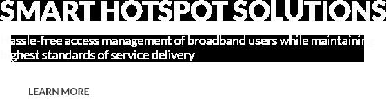 Wireless Wifi Hotspot solutions in Dubai